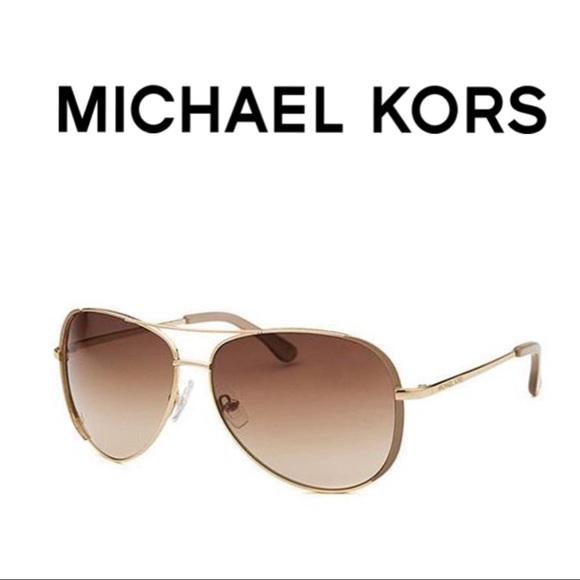 c5a267fa70d1 KORS Michael Kors Accessories   Sicily Aviator Sunglassesm2045s 264 ...